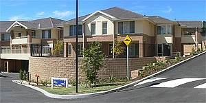 Warena Centre for Aged Care - Bangor