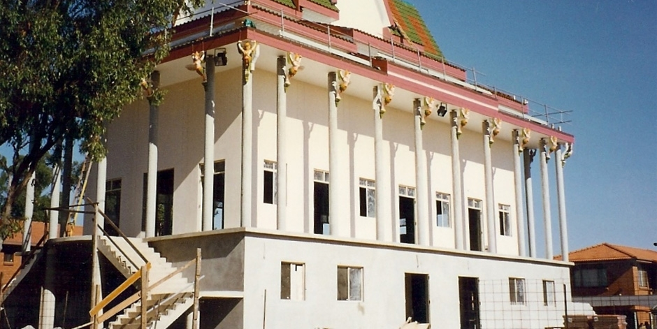 Spiritual Buddhist Temple